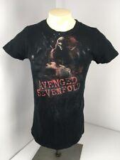 2010 Avenged Sevenfold NIGHTMARE Metal Rock Concert T Shirt Sz Medium Graveyard