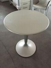 Tisch Kartell Dr. Na, Design Philippe Starck, Kunststoff grau