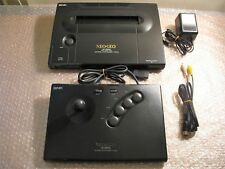 NEO GEO AES HOME CART NEO-0 CONSOLE JAP IMPORT!