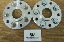 5x100 to 5x112 Hubcentric Adapters 25mm, 57.1CB 1 PAIR (2 ADAPTERS) UK MADE