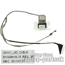 ACER Aspire 5250 LCD Screen Cable, Video Ribbon for 15.6-inch Display