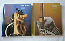 Time Life Home Repair & Improvement 2 Vol: Plumbing and Basic Wiring
