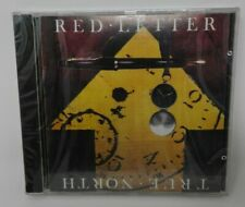 Red Letter True North CD (10 tracks, Treetop Cat Music, Muse at 111 Music)