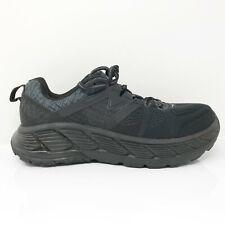Hoka One One Womens Gaviota 2 1099718 BDSD Black Running Shoes Lace Up Sz 9.5 D