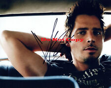 Chris Cornell Signed Autographed 8x10 Photo RP