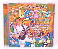 RARE CD ALBUM ACCORDEON / PIERRE ANDRE ET LES SUDISTES - SPECIAL FIESTA
