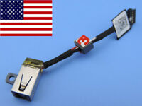 Original New DC Power Jack In Cable Harness for DELL XPS 13 9343 0P7G3 CN-00P7G3