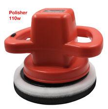 "Electric Car Sander Polisher Home Floor Tile Buffer Waxing Polishing 9"" Pad 110w"