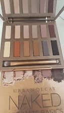 AUTHENTIC URBAN DECAY NAKED ULTIMATE BASICS ALL MATTE EYESHADOW PALLETE