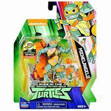Rise of the Teenage Mutant Ninja Turtles MICHELANGELO [Wild Card] Action Figure