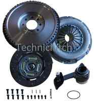 FORD MONDEO 2.0 TDDI 5 SPEED SOLID FLYWHEEL, CLUTCH WITH CSC BEARING AND BOLTS
