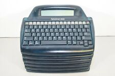 AlphaSmart 3000 Portable Laptop Keyboard Word Processor - Lot of 6