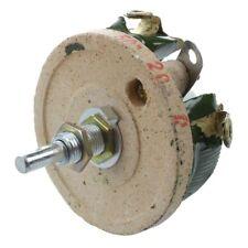 Ceramic Disk Wirewound Variable Resistor Rheostat 20 Ohm 50W E2Z4