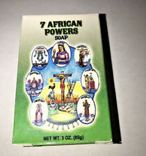 7 African Powers SOAP Fresh New - JABON - Indio 7 Potencias Africanas - 3 oz.
