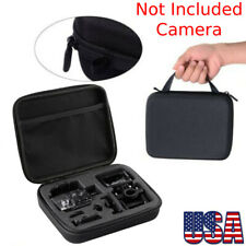 Large GoPro Carrying Case for Digital Camera and Accessories Padded Soft Bag USA