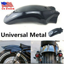 Motorcycle Metal Rear Fender Mudguard For Chopper Cruisers Motorcycle Usa (Fits: Bourget's Bike Works)
