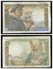 10 francs MINEUR   22/06/1944  ( D 93 )