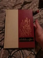 Childcraft Volume 6 Great Men and Famous Deeds 1954 Great Condition Vintage!