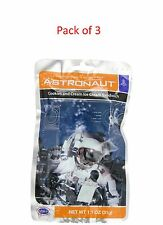 Set Of 3 Cookies And Cream Ice Cream NASA Astronaut Space Food Freeze Dried Gift