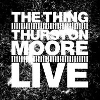 Thing with Thurston Moore - Live [New CD]