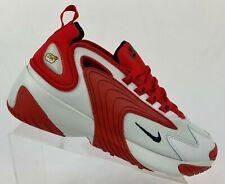 Nike Zoom 2K Off White/Obsidian-University Red Men's Shoes AO0269-102 Size