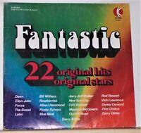 Fantastic - K-Tel 22 Original Hits & Stars - 1973 Vinyl LP Record Album