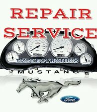 1994 04 Ford Mustang Taurus F150 F250 Instrument Cluster Odometer Repair Service
