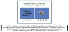 ERSATZTEILE HM-036-Z-33 HM-036-Z-40 WALKERA DRAGONFLY HELIKOPTER 36#