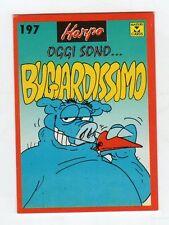 figurina card - HARPO MASTER CARDS  - numero 197