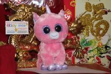 """Ty Beanie Boos Magic The Pink Unicorn.Medium Buddy-9"""".Mwnmt-2014- Nice Gift"""