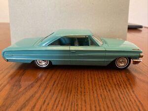 1964 FORD DEALER GALAXIE 500XL 2DOOR PROMO CAR