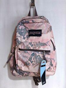 JanSport Women's/Girl's Cross Town Mountain Dusk Multi Backpack JS0A47LW7U7 NWT