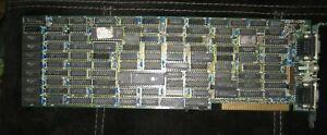 RARE VINTAGE EVEREX EV-630 MONO/COLOR VIDEO CARD FOR IBM PC