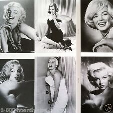 MARILYN MONROE POSTCARD Book 1993 20 Unused Classic PINUP Picture Cards