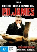 PD James - Death In Holy Orders / Murder Room (DVD, 2006, 2-Disc Set)