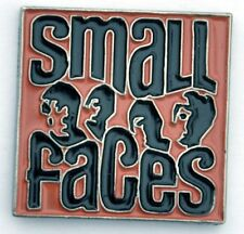 Small Faces Mod/Scooter/Soul Quality Enamel Lapel Pin Badge