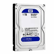 Disco duro HDD WESTERN DIGITAL 3.5'' 1TB 7200RPM 64MB SATA3 WD10EZEX Gama Blue