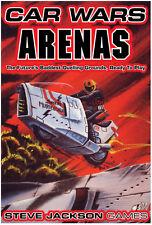 Car Wars Classic Arenas Expansion Steve Jackson Games SJG 7155