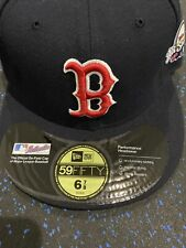 NWT:Auth MLB 2009 All STAR NEW ERA 59/50 Boston Red Sox OnField Fitted Hat 6 7/8