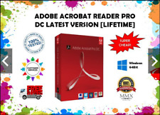 Adobe Acrobat Pro DC 2020 Official lifetime for Windows / Mac - Fast Delivery