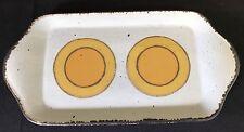 Midwinter Stonehenge Sun England Kuchenplatte Tablett 33 x 17 cm