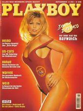 PLAYBOY 1996/11 [November 96] *Donna D'Errico(Baywatch)*Karolina Stefanski* TOP
