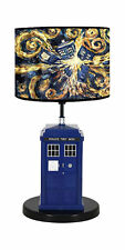 New BBC Doctor Who Tardis Table Lamp