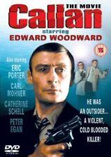 Callan 5055019500183 With Edward Woodward DVD Region 2