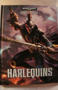 Harlequins Warhammer 40,000  Warhammer 40K Codex Eldar HARD