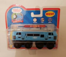 Thomas The Tank & Friends WOOD DIESEL D199 TRAIN WOODEN NEW BOX LEARNING CURVE