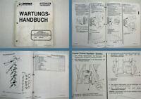 Mariner Mercury 40 45 50 Bigfoot 4-Takt Motor Werkstatthandbuch Wartung