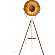 Design Stehleuchte Stehlampe Studiolampe Welcome Rusty KARE  38299