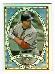 2000 Upper Deck Series 2 Cooperstown Calling #CC1-15 Finish Your Set, You Pick