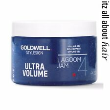 GOLDWELL StyleSign Lagoom Jam 4 ultra volume Styling Gel 150gm